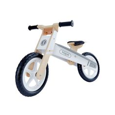Increase your little one's sense of balance and improve their motor skills with the Hape Balance Wonder Bike. This pedal-free bike features an adjustable seat and helps develop the confidence needed for taking that next step to a big-kid bike. Tricycle, Bike Shipping, Hape Toys, Wood Bike, Push Bikes, Buy Bike, Balance Bike, Cool Bike Accessories, Kids Bike