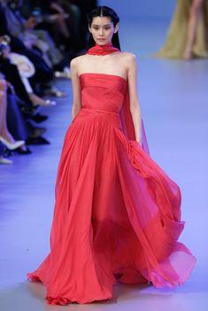 Поредната невероятна колекция на Elie Saab - Пролет/Лято Haute Couture 2014
