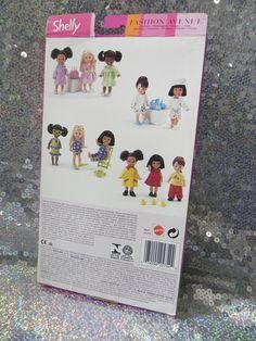 Barbie Shelly Mattel 25754 OVP Retro Vintage Kelly Birthday Party SET 2001 NEW in Spielzeug, Puppen & Zubehör, Mode-, Spielpuppen & Zubehör | eBay!