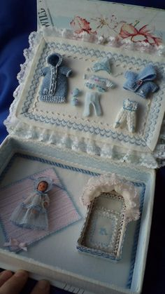 Красивости для малютки. / Одежда и обувь для кукол - своими руками и не только / Бэйбики. Куклы фото. Одежда для кукол