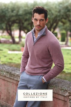 David Gandy Sports Simple Refinement for Mark & Spencers Spring/Summer 2013 Collezione Campaign image marks002
