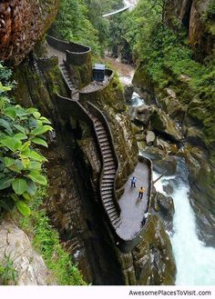 waterfall castle poland #NatGeoWanderListContest More