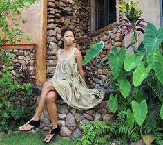 Vacation...The island hopper...Khaki SL by cocoricooo on Etsy, $41.00