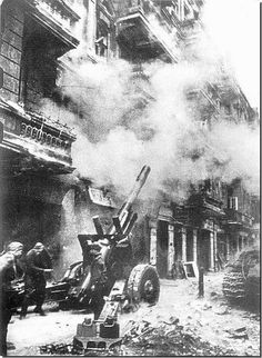 Berlin. April 1945. Apocalypse. Hell on Earth. This savage battle on this ancient cultured city is perhaps one of the most brutal battl...