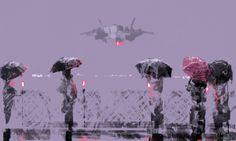 Purple Rain by ~alexandreev on deviantART via PinCG.com