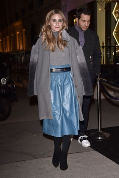 Follow Olivia Palermo on the Pathway to Street Style Success