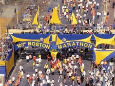 Boston Marathon! Every runners ultimate dream is to qualify for Boston!!