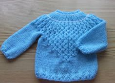 New Knitting Patterns Boys Baby Ideas Baby Boy Knitting Patterns, Baby Sweater Patterns, Baby Cardigan Knitting Pattern, Knitting For Kids, Knitting Designs, Baby Patterns, Free Knitting, Vest Pattern, Loom Knitting