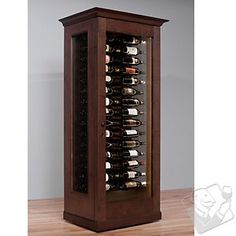 Vinotheque Bella Vista with N'FINITY Cooling Unit at Wine Enthusiast - $6595.00