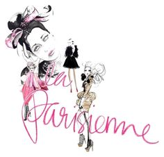 """La Parisienne"" by diannecollier ❤ liked on Polyvore featuring art and Polyvoreeditoral"
