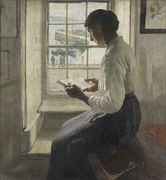 Harold Harvey (1874–1941). Inglés