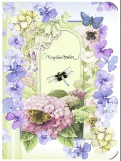 """Lovely """"Blue Skies"""" Series by Marjolein Bastin"""