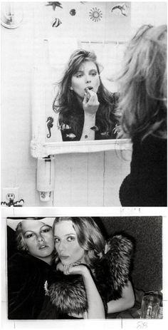 Bebe Buell was a girlfriend to many famous rockstars like Jimmy Page, Iggy Pop, Rod Stewart, Elvis Costello.