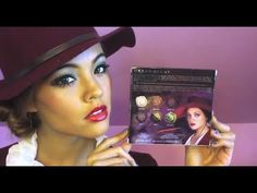 OZ The Great and Powerful Theodora Makeup Tutorial