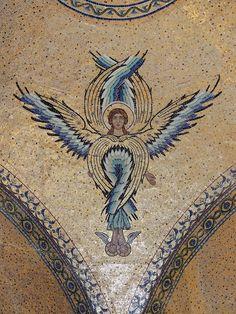 Byzantine Art, Byzantine Icons, Catholic Art, Religious Art, Angel Hierarchy, Seraph Angel, Art Through The Ages, Christian Artwork, Occult Art