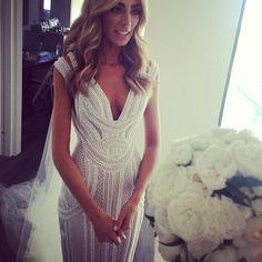 Love this bride dress Second Wedding Dresses, Second Weddings, Yes To The Dress, Dress Up, Bridal Gowns, Wedding Gowns, Wedding Reception, J Aton Couture, Dream Dress