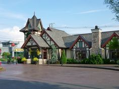 The Partridge and Pear restaurant in Pigeon Forge.