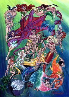 wave dancer tribe