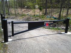 Commercial Barrier Arm
