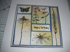 Hobby Art stamps