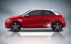 Ultra HD Audi A1 ABT 1004 1920×1200