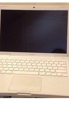 My dead mid2009 White MacBook