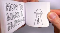 Stop motion Dance Animation Animation Flipbook, Animation Classes, Learn Animation, Stop Motion, Make A Cartoon, Cartoon Fish, Copic Marker Set, Book Page Crafts, Cartoon Books