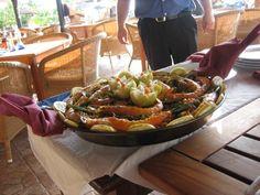 It tastes like #paella #tastingspain