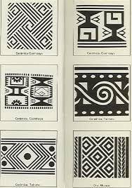 Resultado de imagem para significado dos desenhos kaaja Arte Tribal, Tribal Art, Tribal Images, Ethnic Patterns, Textures Patterns, Colombian Art, Indigenous Art, Art Graphique, Mexican Art