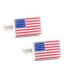 What a marvelous display of patriotism!  Maurice Badler Fine Jewelry of New York City is an exclusive salon where you can view a marvelous selection of novelty cufflinks including these elegant US Stars & Stripes. 485 Park Avenue (between 58th & 59th Streets) (800) M-BADLER (800) 622-3537 www.badler.com