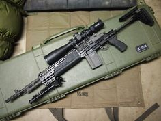 Airsoft hub is a social network that connects people with a passion for airsoft. Talk about the latest airsoft guns, tactical gear or simply share with others on this network Military Weapons, Weapons Guns, Airsoft Guns, Guns And Ammo, Revolver Pistol, Battle Rifle, Long Rifle, Weapon Of Mass Destruction, Fire Powers