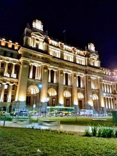 Palacio de los Tribunales, Buenos Aires Largest Countries, Countries Of The World, City North, North And South America, How To Speak Spanish, Brazil, Life Is Good, Cities, Landscapes