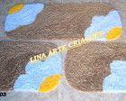 Tapetes jogo passadeira Lana Homemade Rugs, Carpet Runner, Game, Colors, Towel, Lyrics