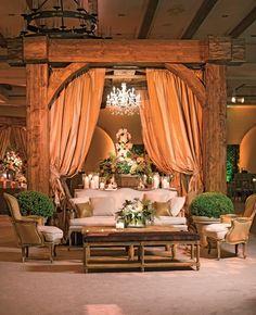 An Elegant Neutral Wedding at Ojai Valley Inn & Spa from Karlisch Photography