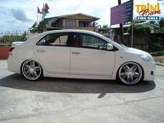deonkeisha 2007 Toyota Yaris Specs, Photos, Modification Info at ... Toyota Vios Modified, Port Of Spain, Toyota Auris, Japan Cars, Toyota Corolla, Exotic Cars, Custom Cars, Old School, Angel