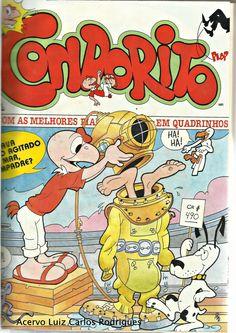 Condorito numero 1 - Setembro 1991 Editora Maltese