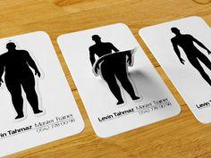 Levin Tahmaz Business Card