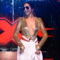If you couldn't witness #DeepikaPadukone and #VinDiesel's antics at the #xXx premiere last night here's everything you need to sound like you did. (More on link in bio)  via ELLE INDIA MAGAZINE OFFICIAL INSTAGRAM - Fashion Campaigns  Haute Couture  Advertising  Editorial Photography  Magazine Cover Designs  Supermodels  Runway Models