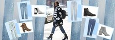 UNIVERSO PARALLELO: Come abbinare gli stivali ai Jeans