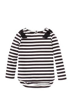 babies' lena tee by kate spade new york