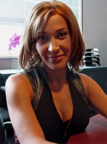 Rachel Luttrell is an actress best known for her role as Teyla Emmagan, an Athosian warrior leader on Stargate Atlantis.