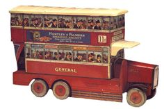 1929  Huntley and Palmer Biscuit Tin, England,