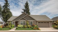 Home Plan HOMEPW02316 - 2001 Square Foot, 3 Bedroom 2 Bathroom Ranch Home with 3 Garage Bays | Homeplans.com