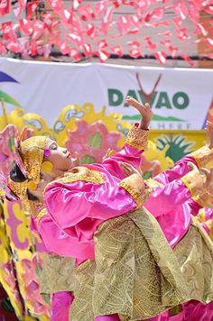 Happy KADAYAWAN Davao City