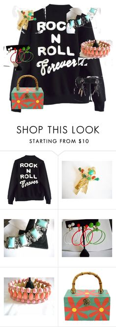 """Rock and Roll Vintage 1960s"" by findcharlotte ❤ liked on Polyvore featuring vintage"