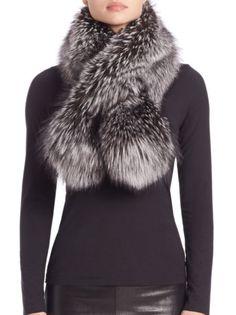 The Fur Salon - Fox Fur Stole