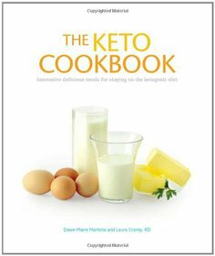 The Keto Cookbook: Innovative Delicious Meals for Staying on the Ketogenic Diet by Dawn Marie Martenz. $19.57. Publication: July 19, 2011. Author: Dawn Marie Martenz. Publisher: Demos Health; 1 edition (July 19, 2011). Save 35% Off!