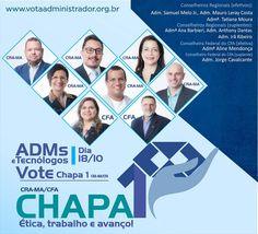 JORGENCA - Blog Administração: Administradores e Tecnólogos Maranhenses - VOTE CH...