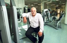 John Treharne, the founder and boss of The Gym Group, eyes expansion