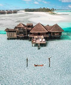Journey To The Maldives With The Wanderlust